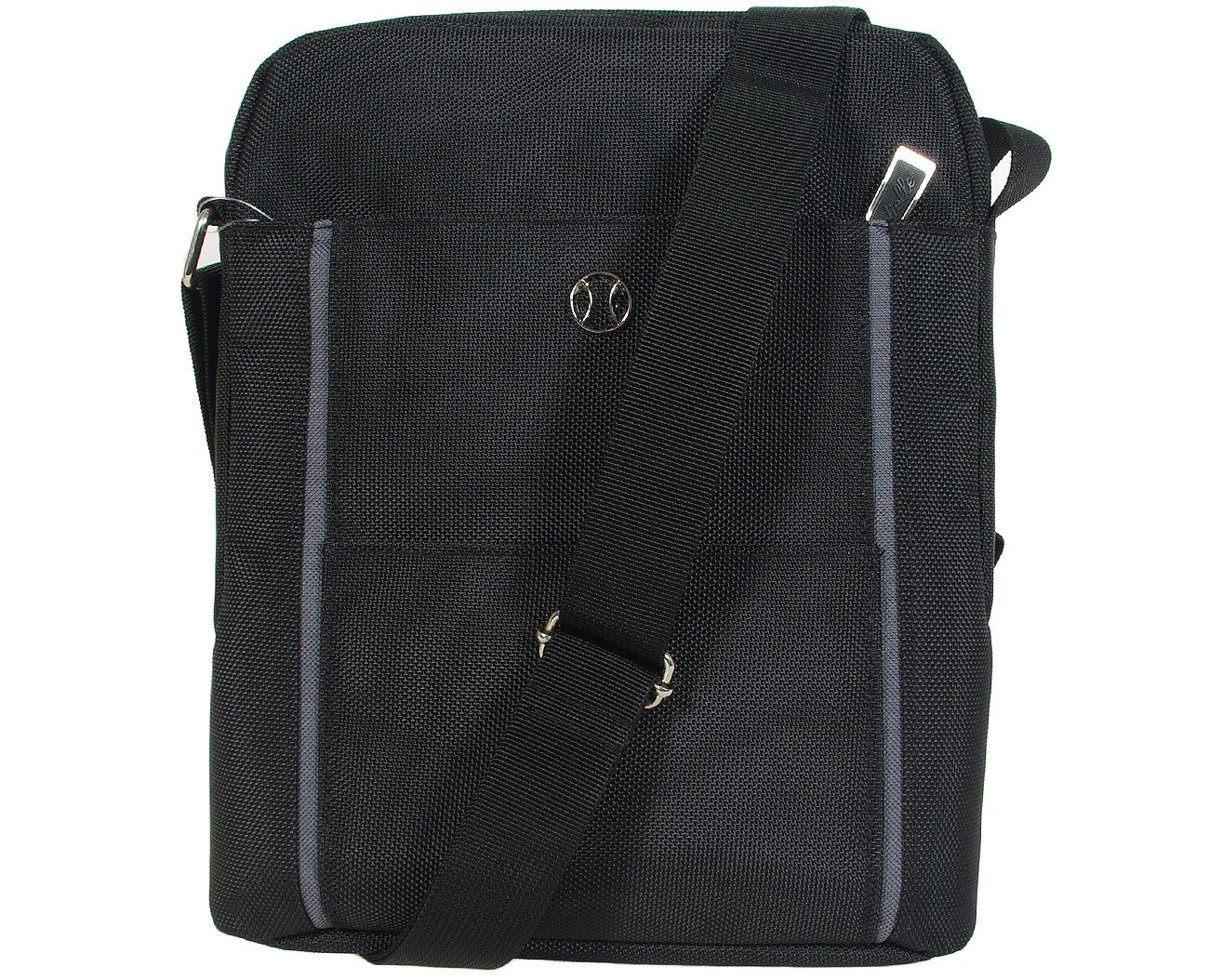 Dielle 7232 torba na ramię nero