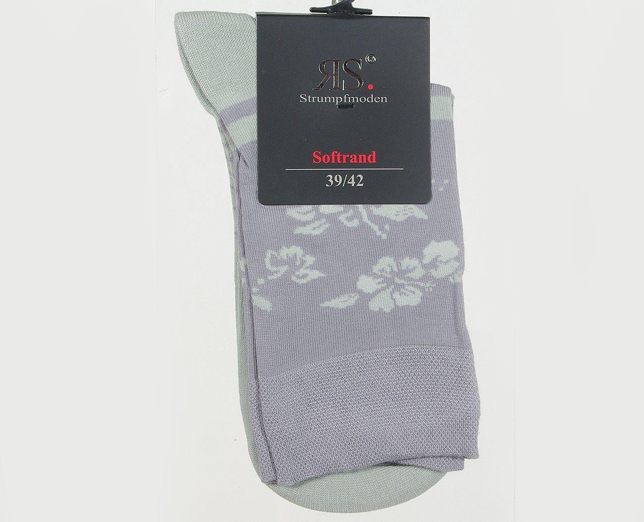 RS 11925 grey damskie skarpety