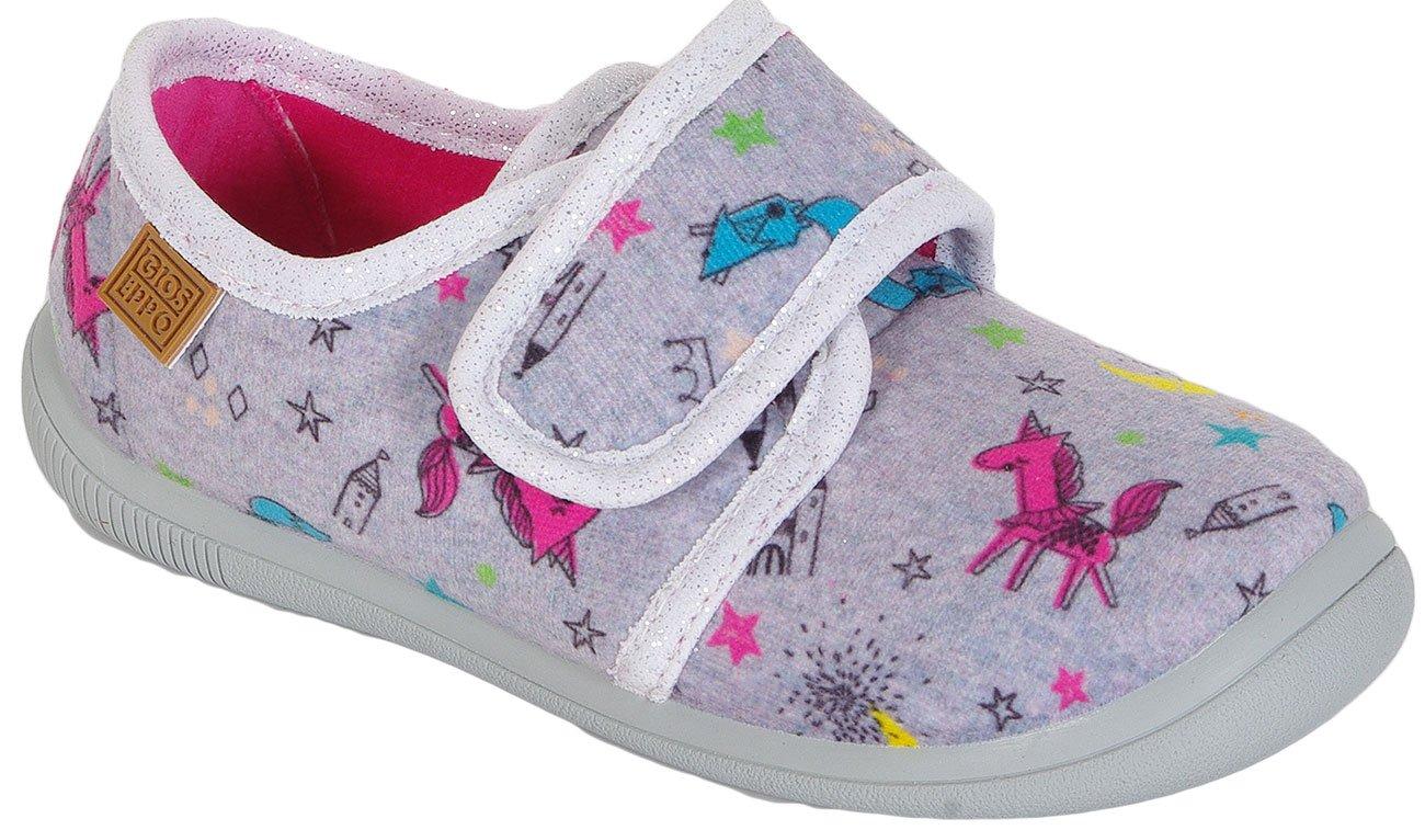 Gioseppo 40998 Gris obuwie domowe
