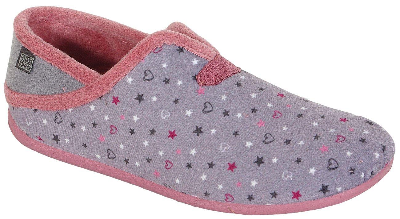 Gioseppo 37831 Gris obuwie domowe