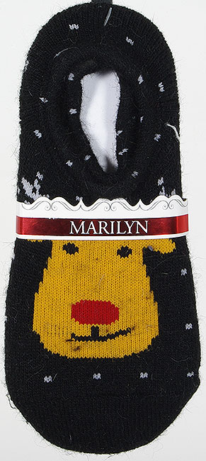 MARILYN 68 BLACK BALETKI