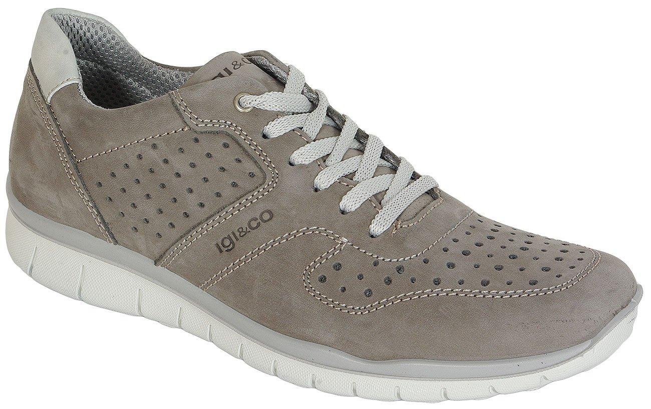 igi&co Benefit Nabuk Morbido Talpa sneakers