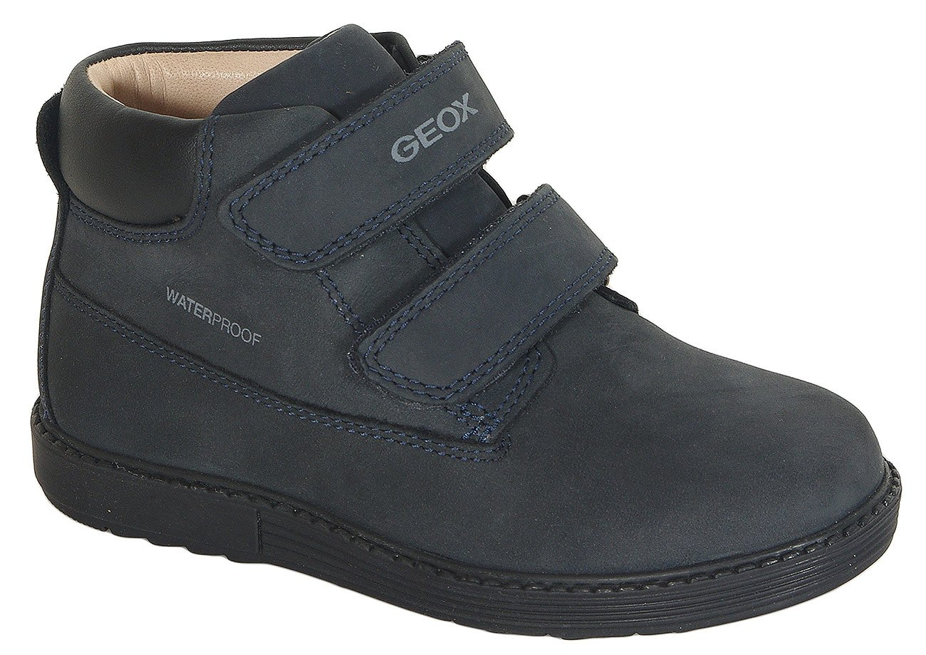 Geox Hynde A WPF trzewiki leather navy