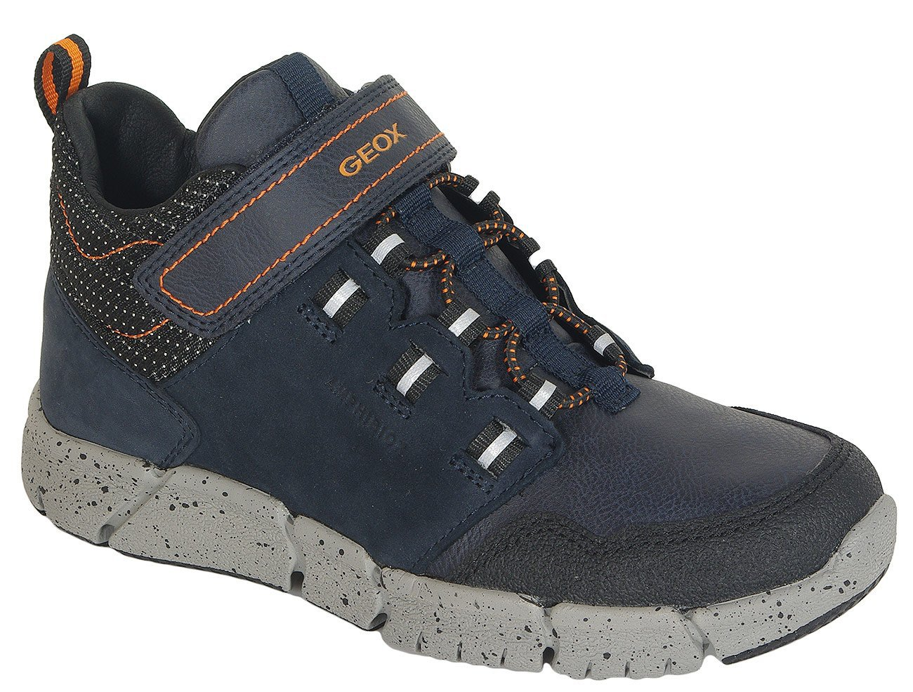 Geox Flexyper A ABX trzewiki navy/orange