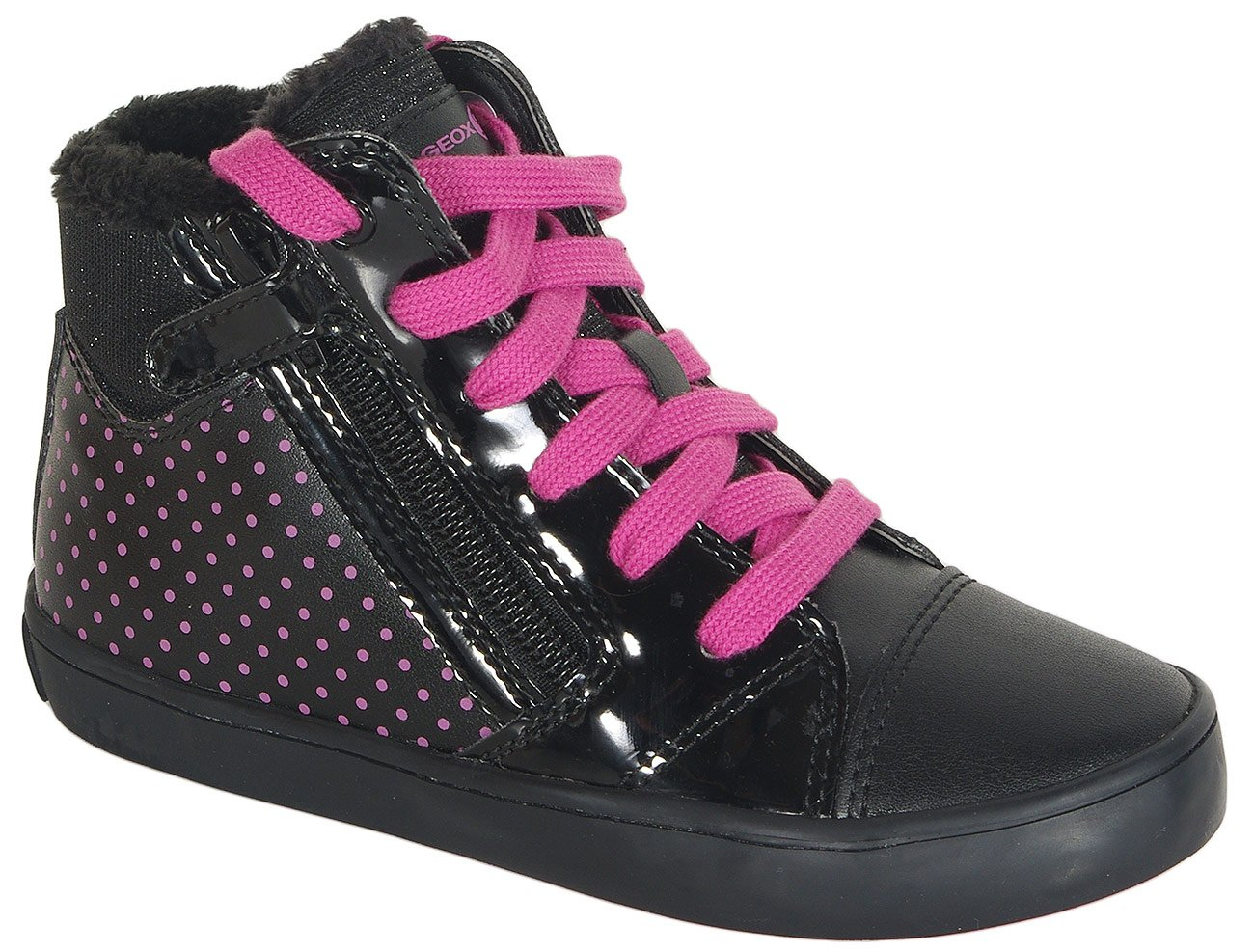 GEOX Gisli B sneakers GBK girl black