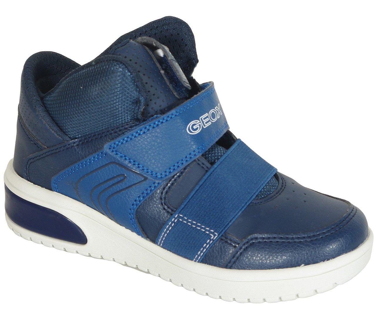 Geox Xled A sneakers geobuck boy navy