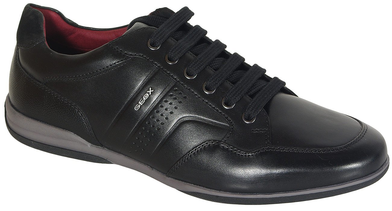 Geox Timothy B sneakers leather black
