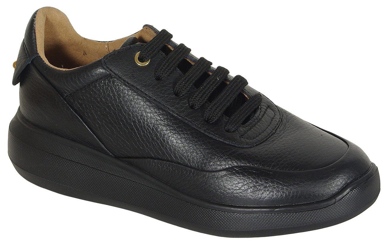 Geox Rubidia A sneakers leather black