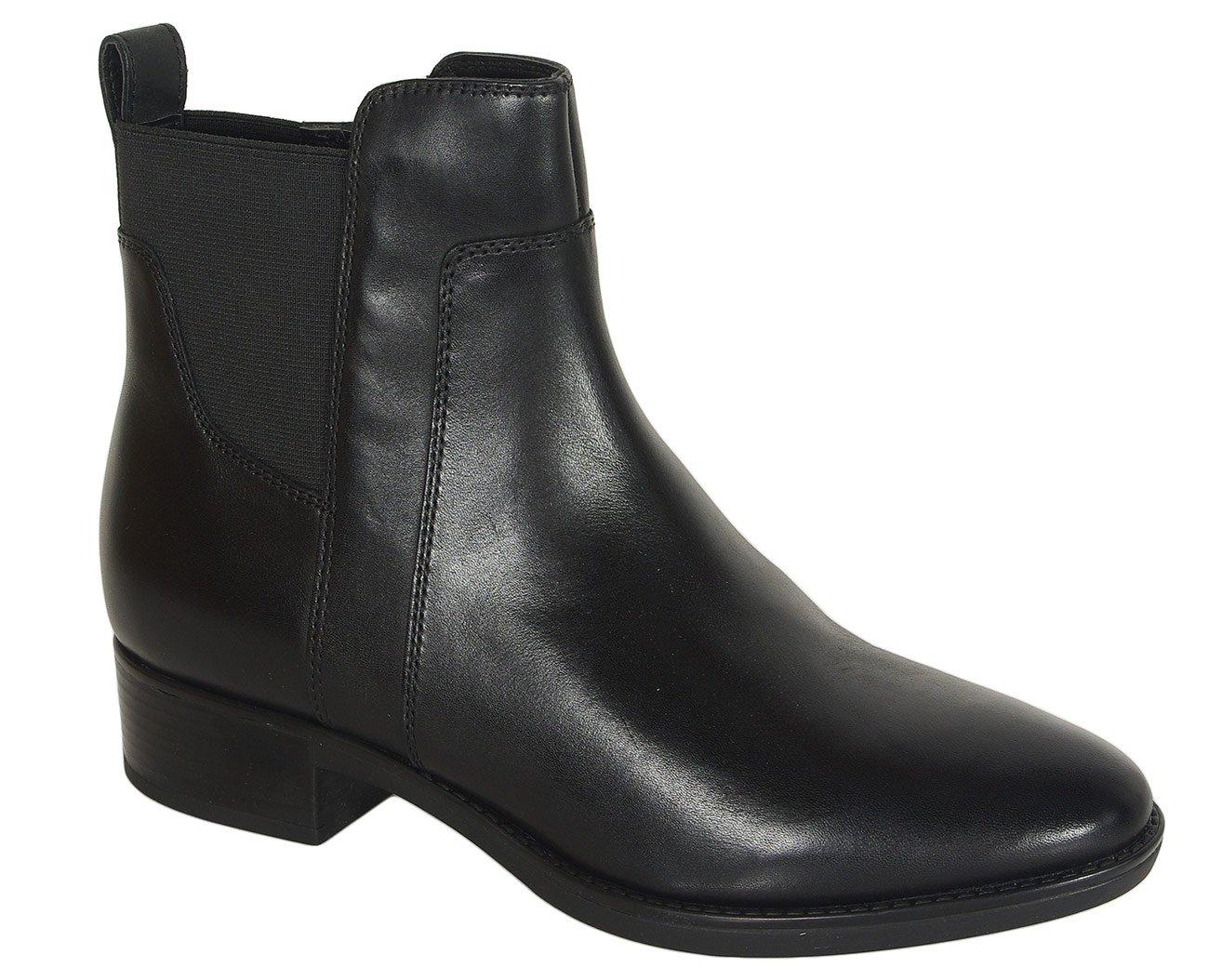 Geox Felicity G botki leather black