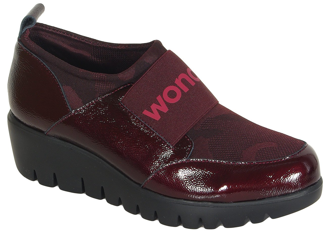 Wonders 33179 loafers lack vino