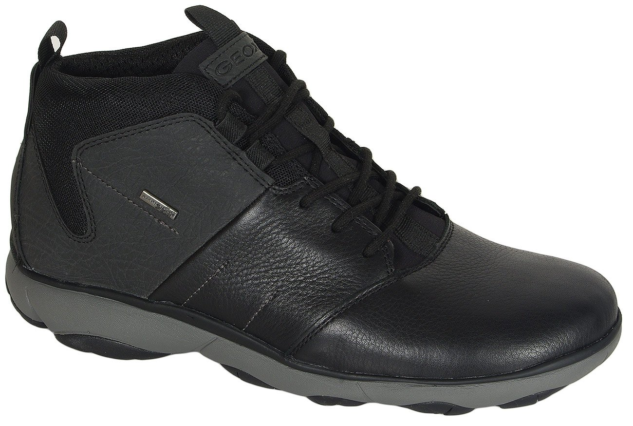 Geox Nebula A 4x4 Abx sneakers black ankle boots