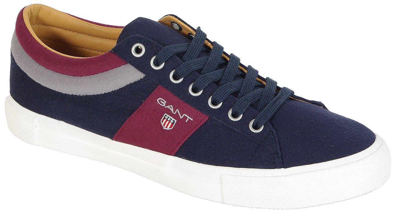 Gant Hero Cotton Twill sneakers marine
