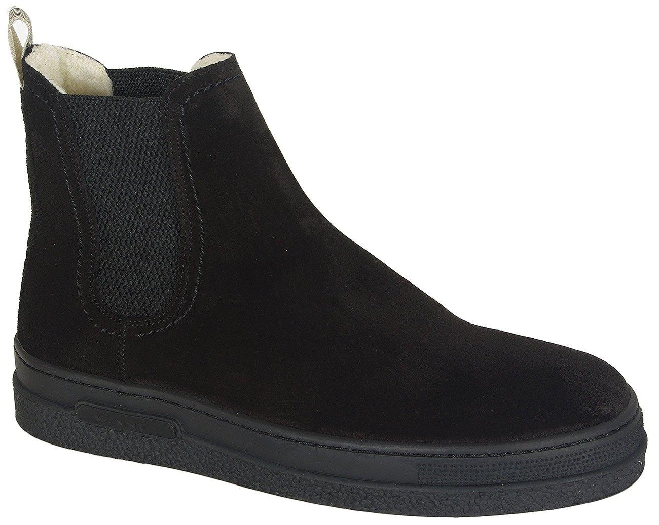 Gant Maria botki suede black