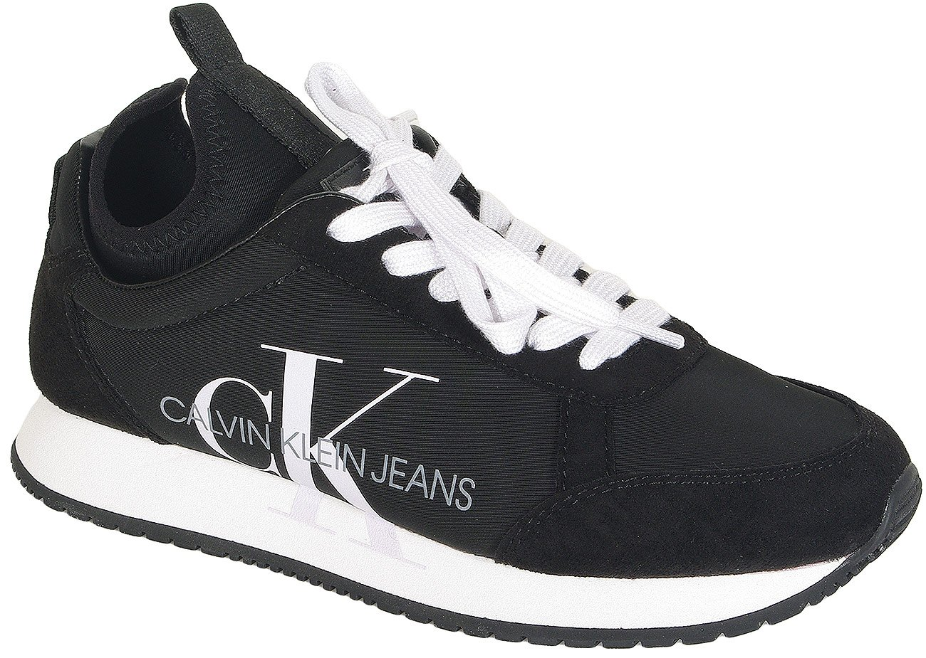 Calvin Klein Jeans Josslyn sneakers low yop lace up - su