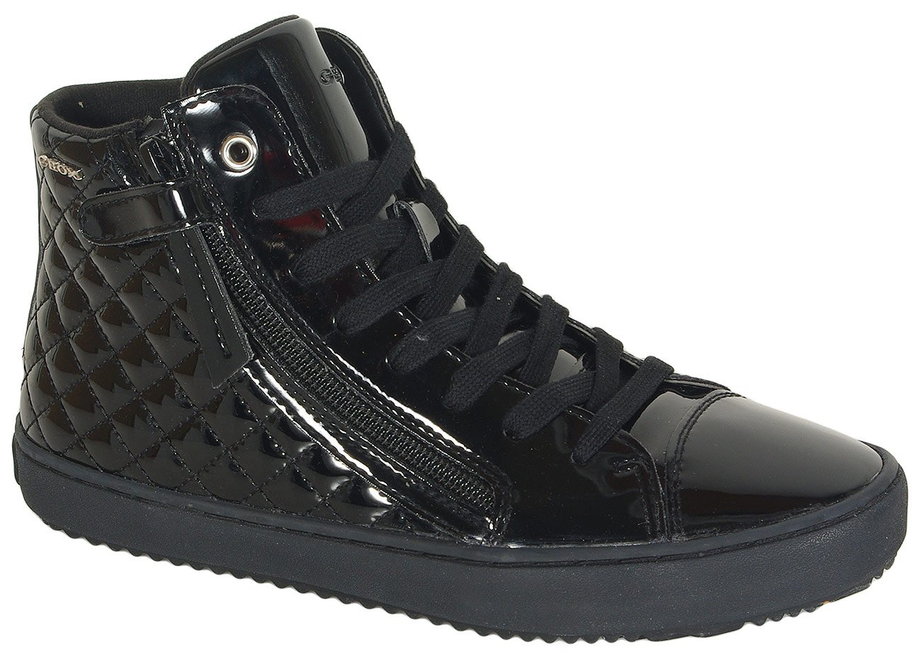 Geox Kalispera D sneakers synthetic patent black