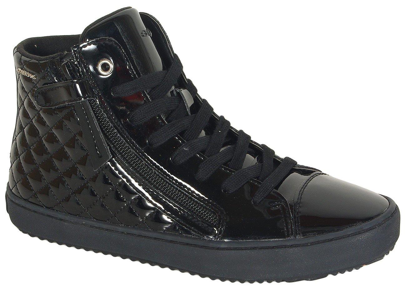 Geox Kalispera D sneakers synthetic patent black