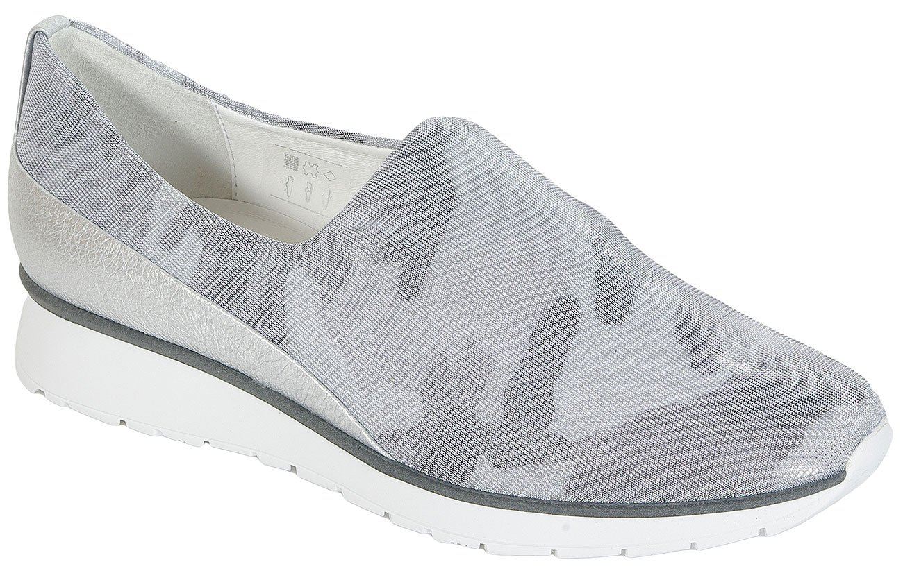 Hogl 3319 Hype Camouflages Softlack slip on silver