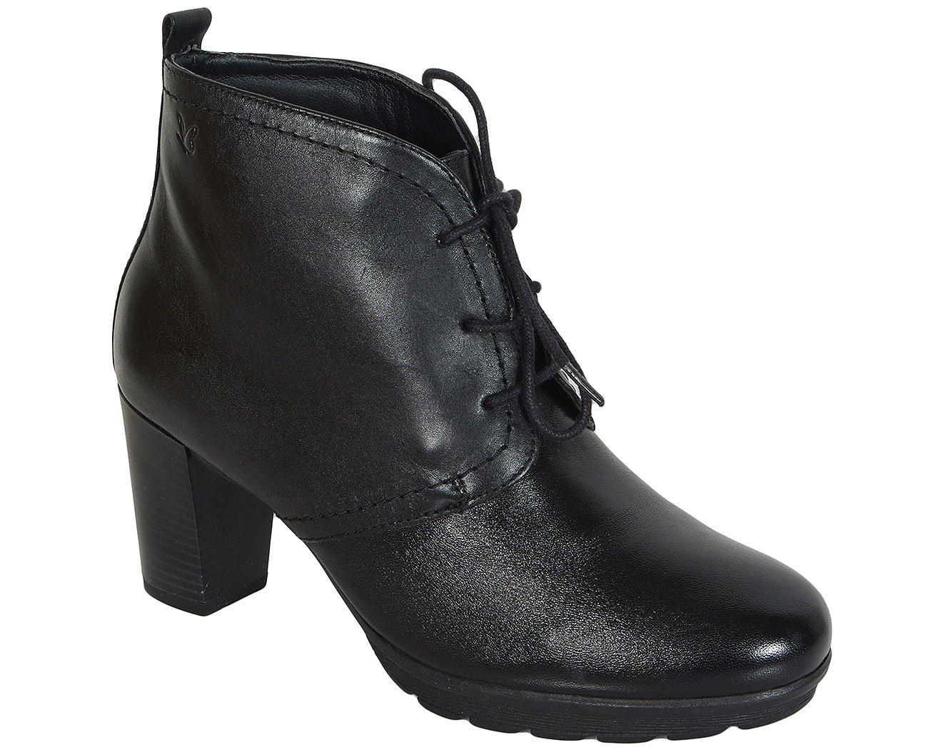 Caprice 25256 Black botki