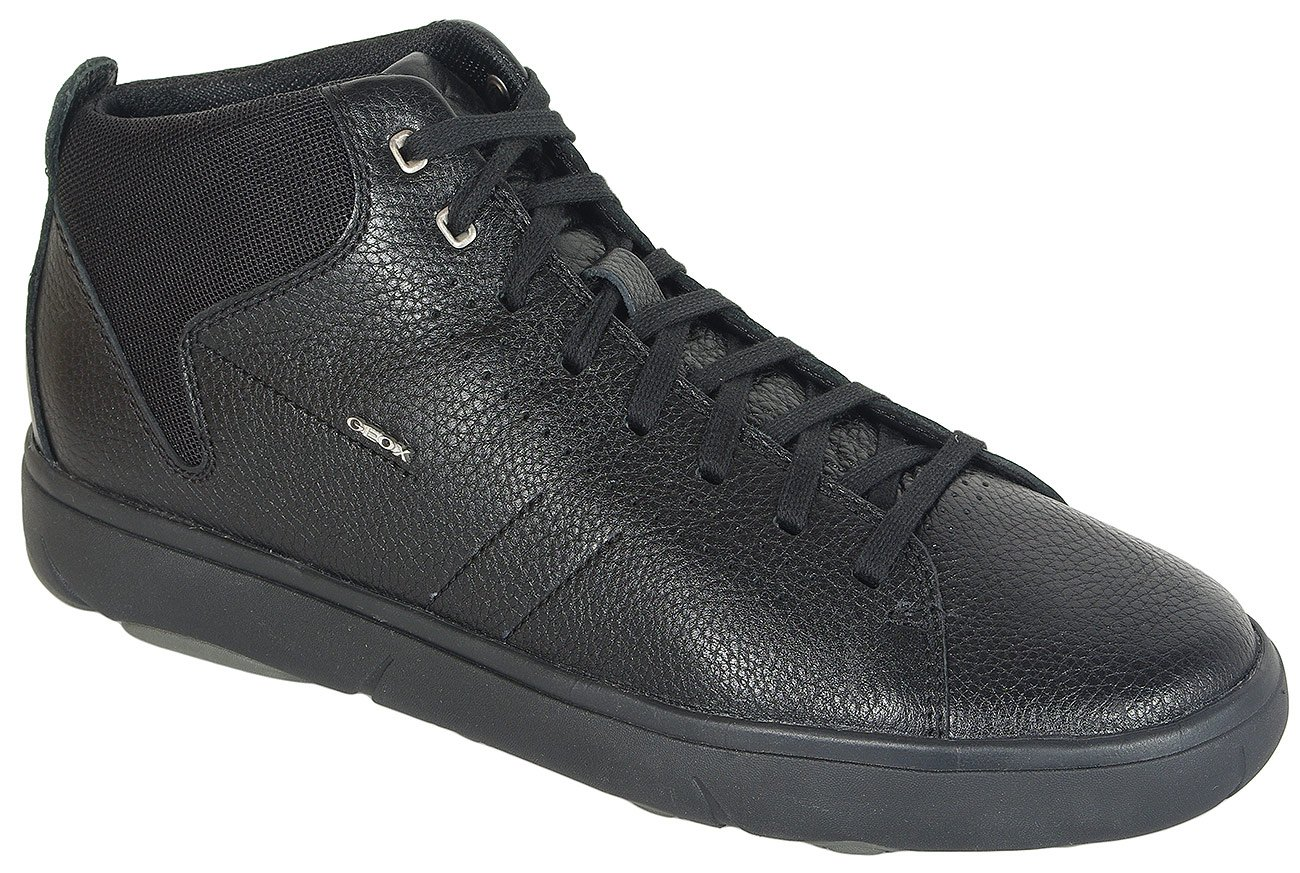 Geox Nebula B sneakers tumb. leather black