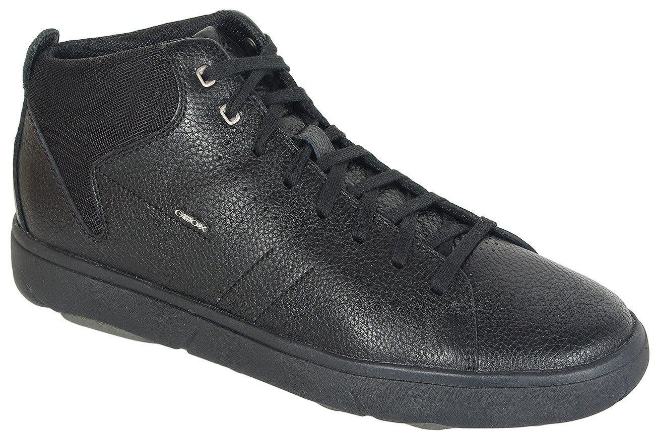 Geox Nebula B sneakers tumb. leather black