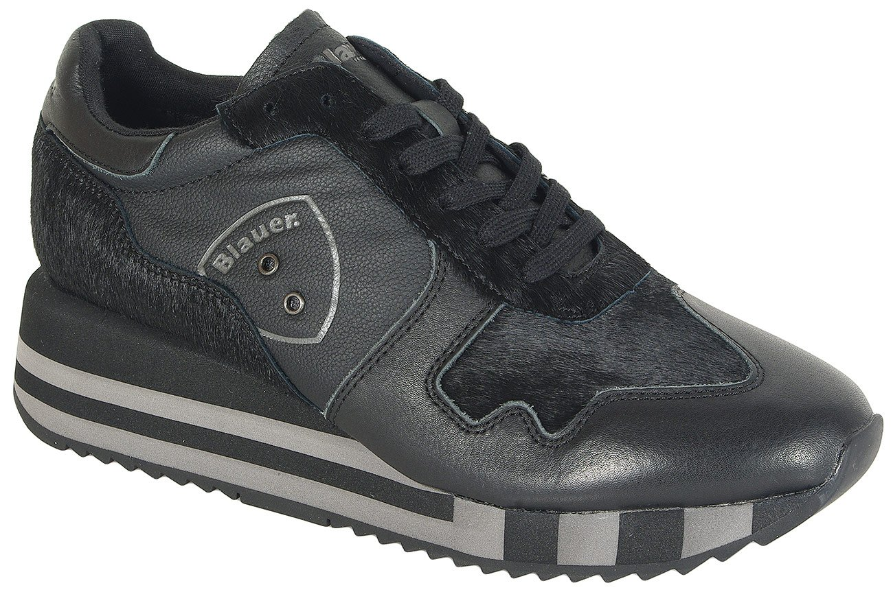 Blauer. USA Charlotte01 sneakers hor black