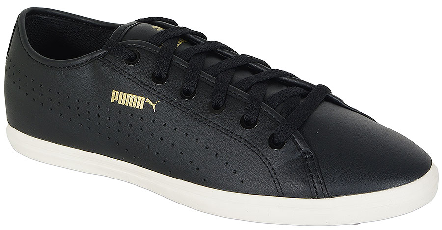PUMA ELSU V2 PERF SL 361109 BLACK-WHISPER WHITE SNEAKERS