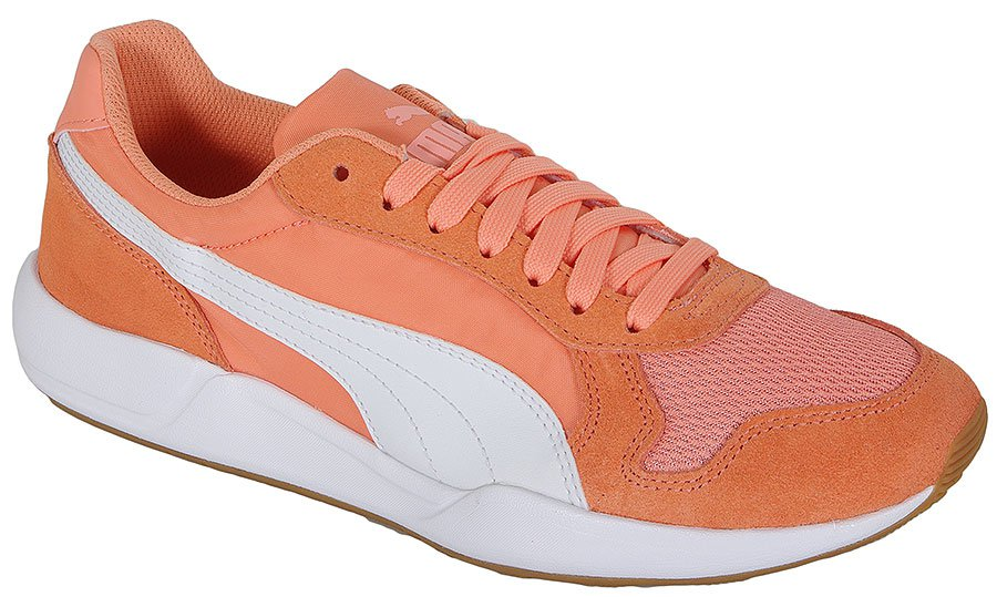 PUMA ST RUNNER PLUS 359879 DESERT FLOWER-WHITE-GOLD SNEAKERS