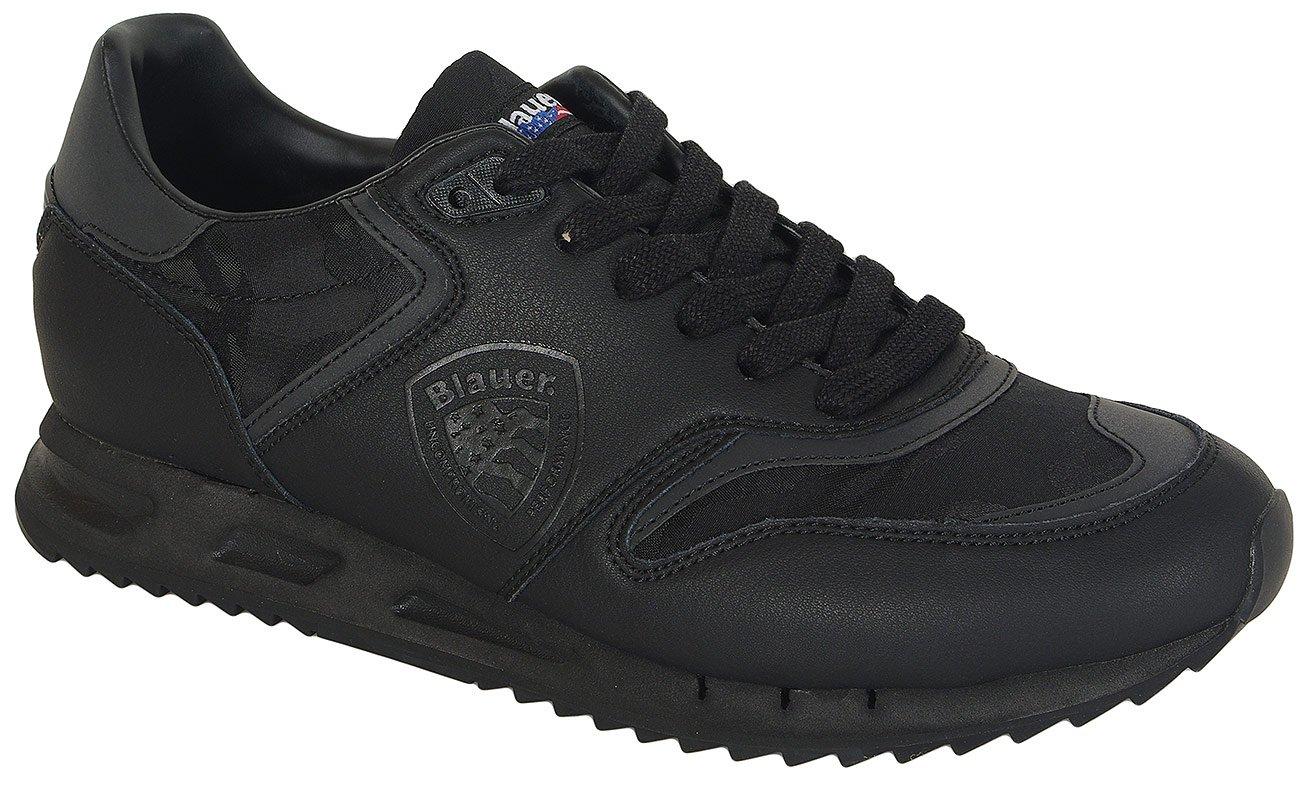Blauer. USA Memphis06 sneakers fant black