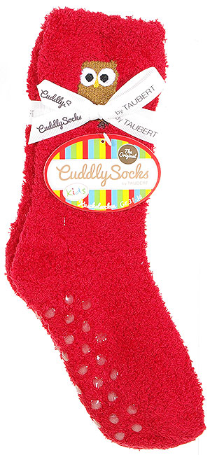 TAUBERT 142715588 FOX & CO KIDS SOCKS CZERWONY