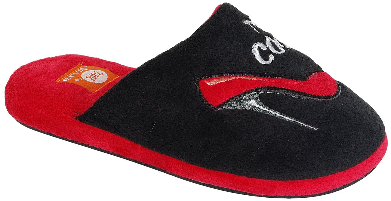 Gioseppo Sekushi Black obuwie domowe