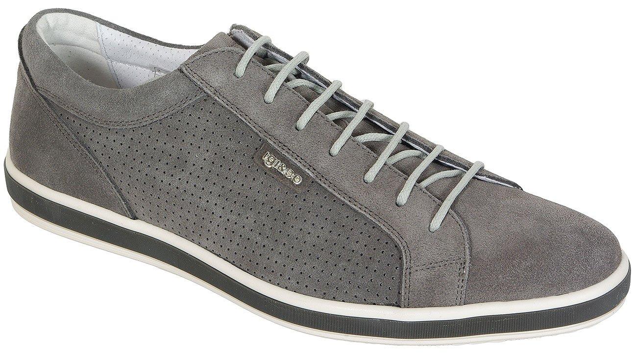 igi&co Book Scamosciato sneakers asfalto