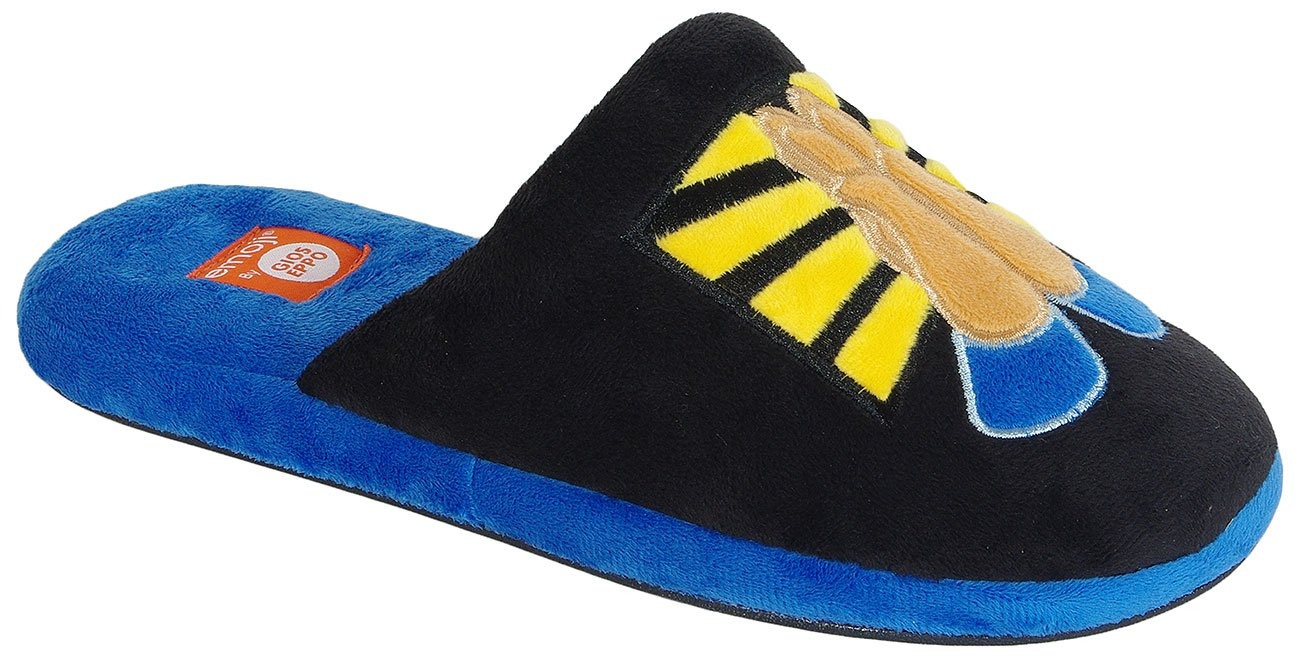Gioseppo Yusei Black obuwie domowe