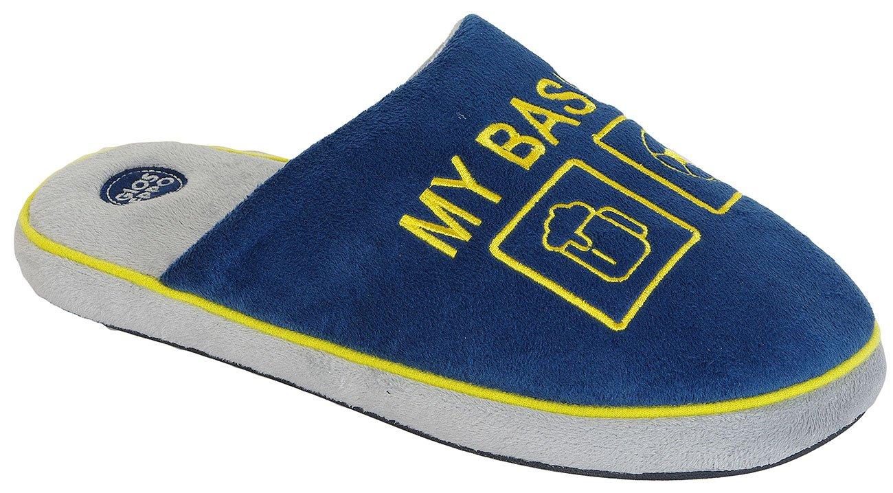 Gioseppo Basic Navy obuwie domowe