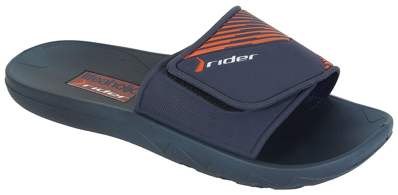 Rider Vancouver II klapki Ad blue/orange