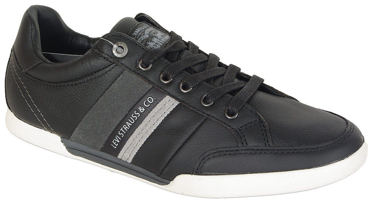 Levis Turlock sneakers regular black