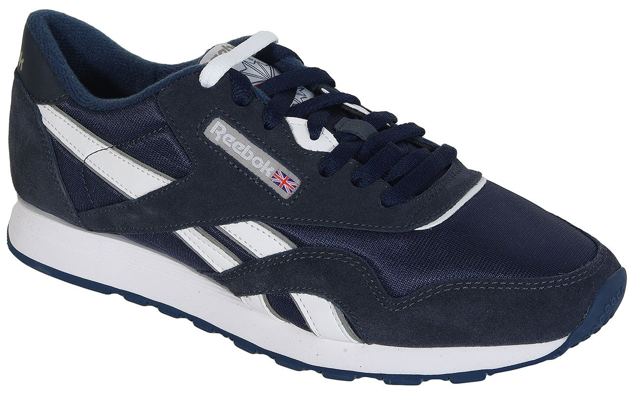 Reebok CL Nylon sneakers Classic Team navy/platinum