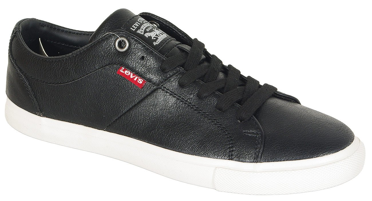 Levis Woods W sneakers regular black