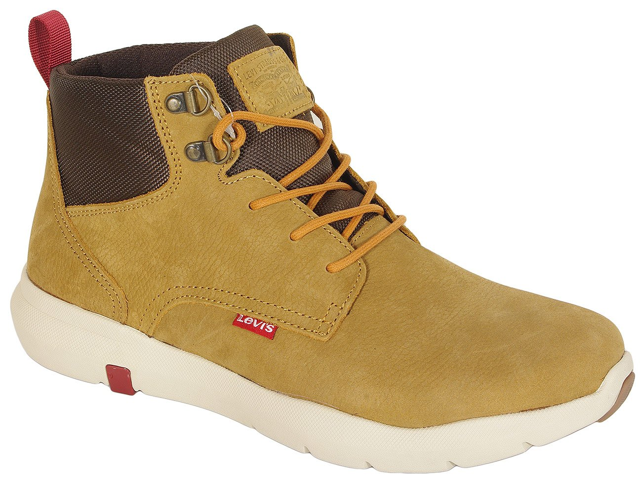 Levis Alpine trzewiki light brown boots