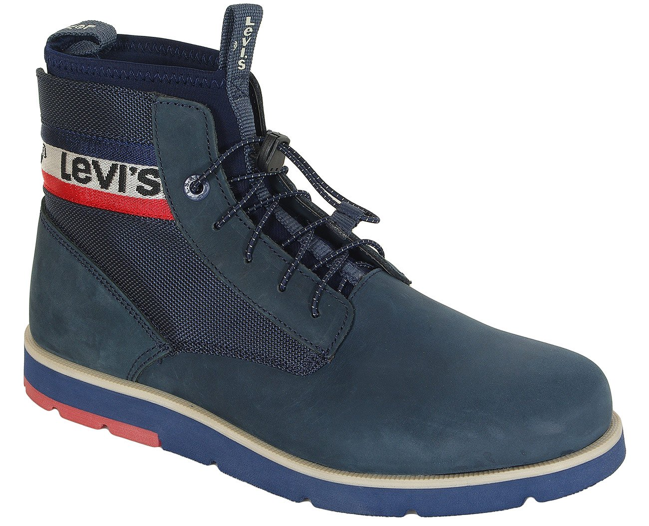 Levis Jax Lite Sportswear trzewiki dark blue boots