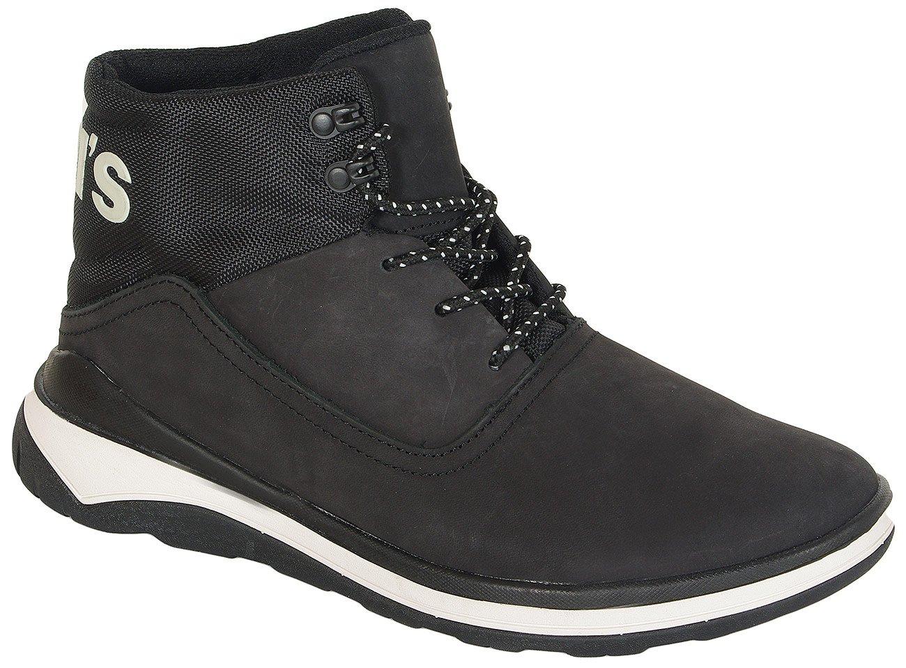 Levis PNSL02 trzewiki regular black boots