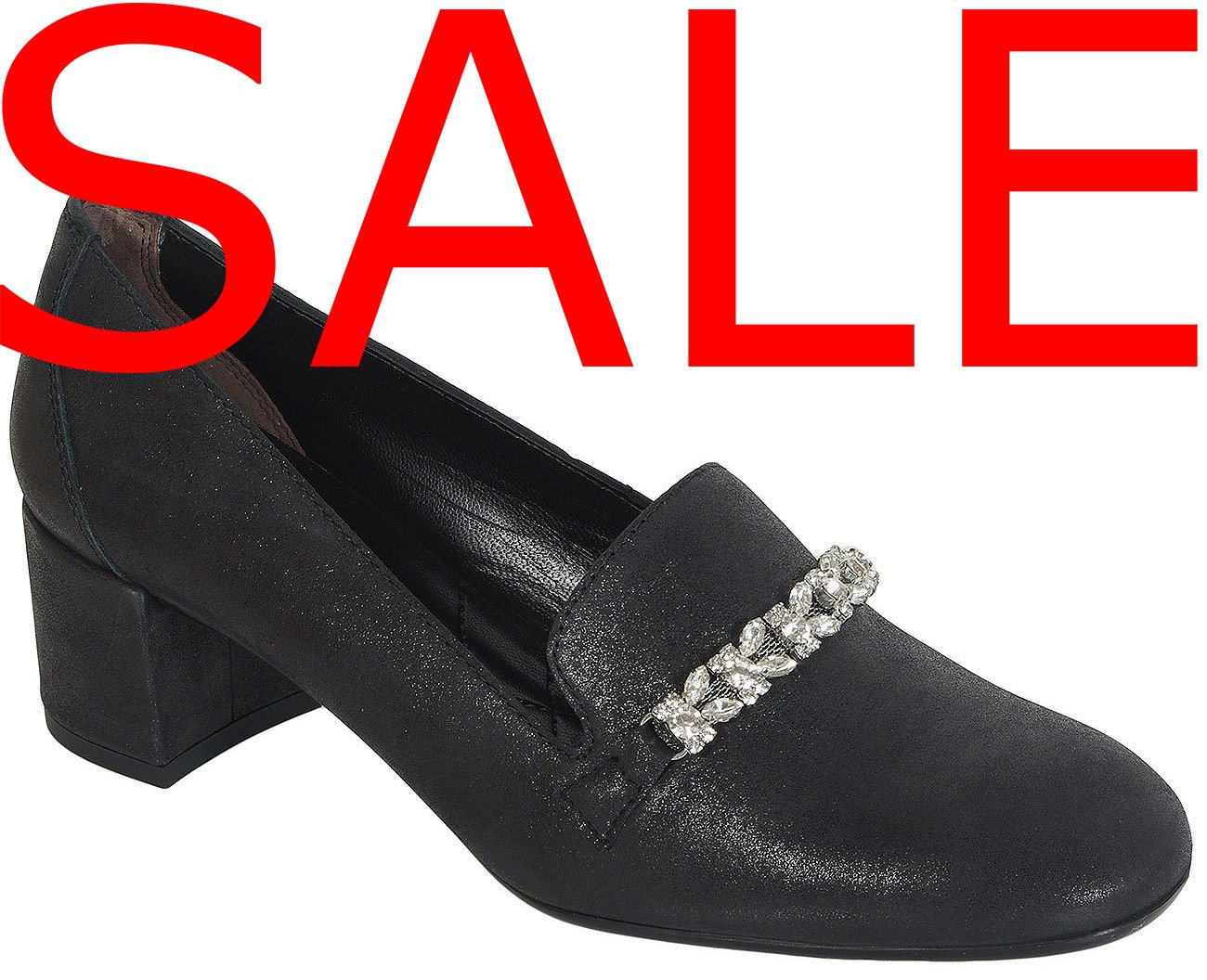 Hispanitas Creta 5 loafers star black