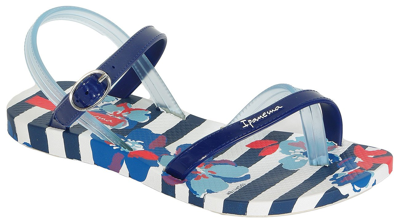 Ipanema Fashion Sand V sandały kids blue/white