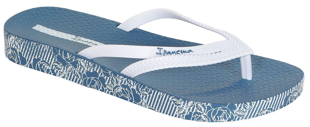 Ipanema Bossa Soft II japonki Fem blue/white