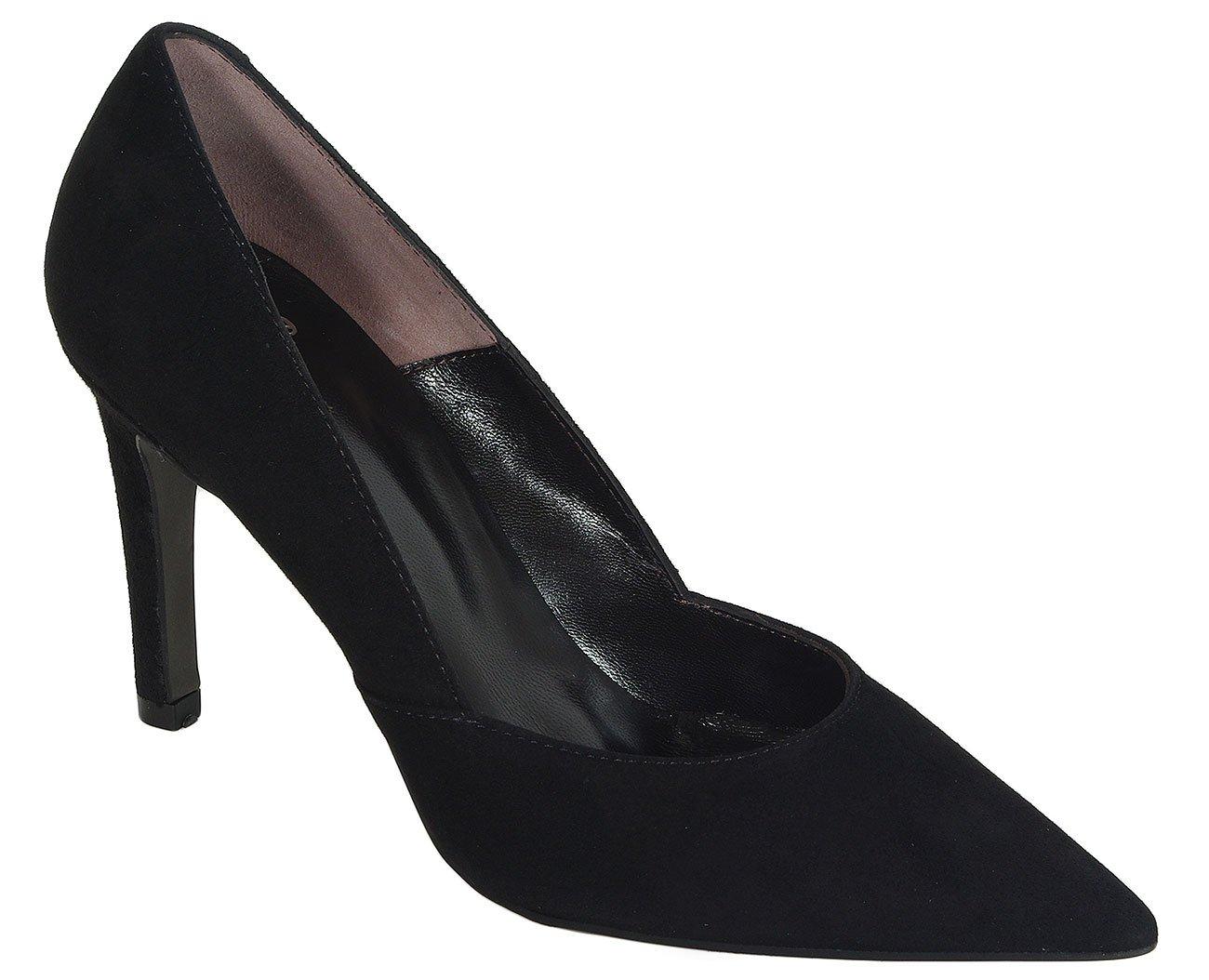 Perlato 8739 Velour Noir czółenka