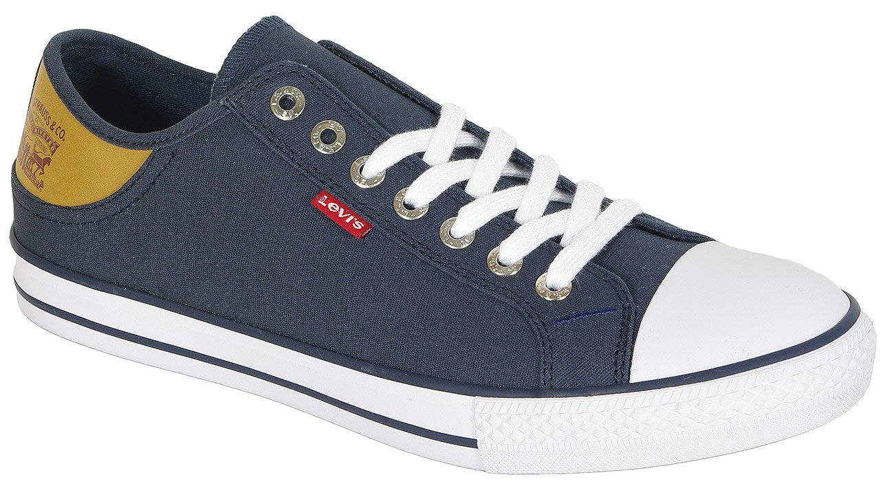Levis Stan Buck sneakers navy blue
