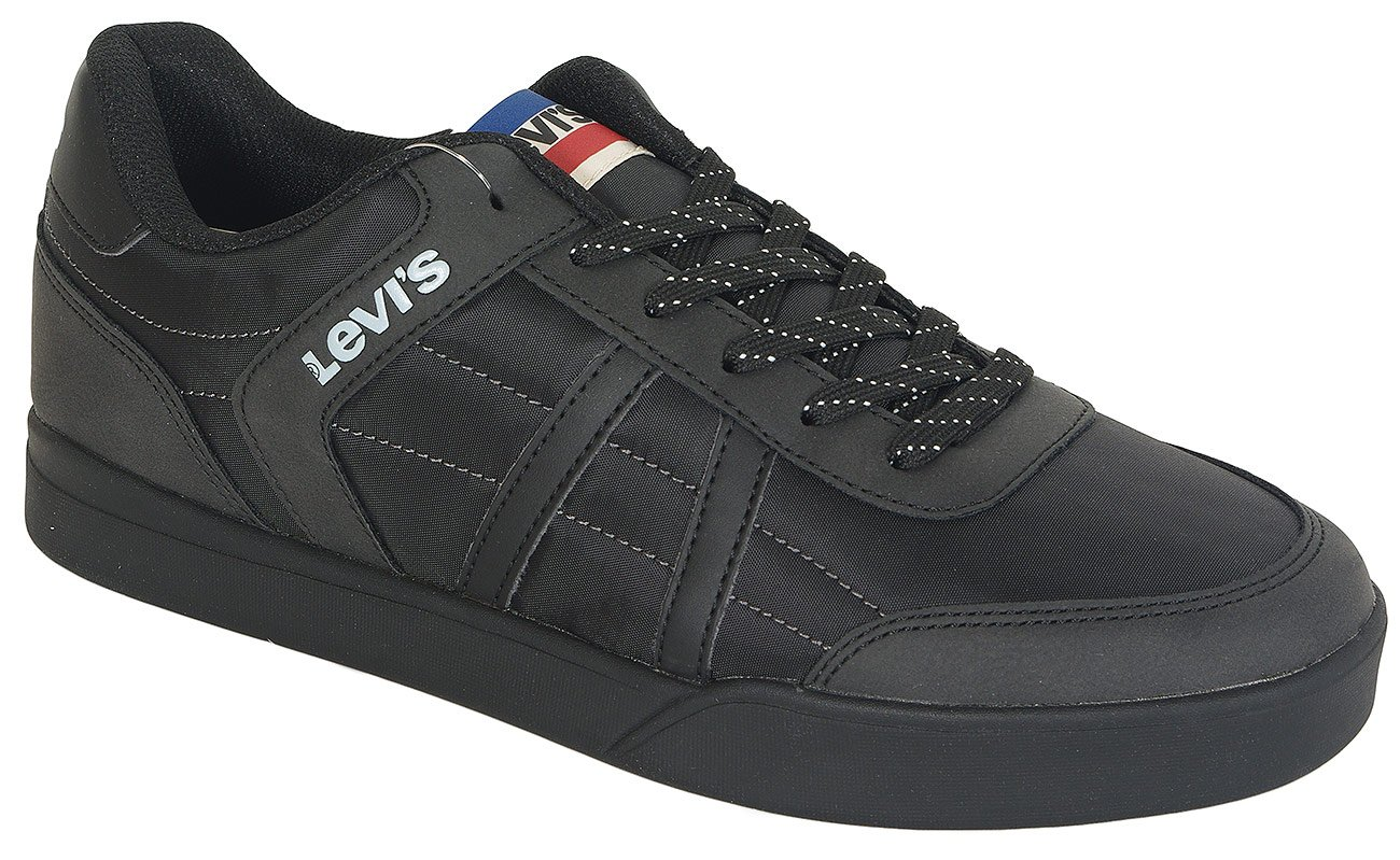 Levis WRIGHT sneakers brillant black