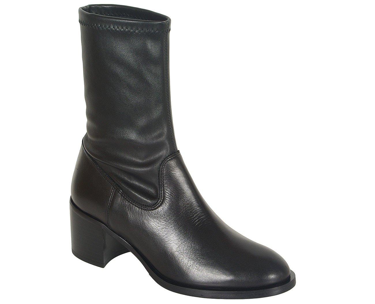 Solo Femme 24719 botki czarny