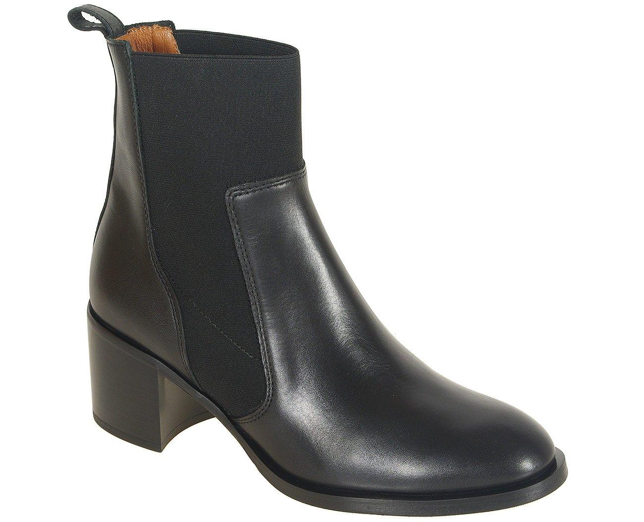 Solo Femme 24702 botki czarny