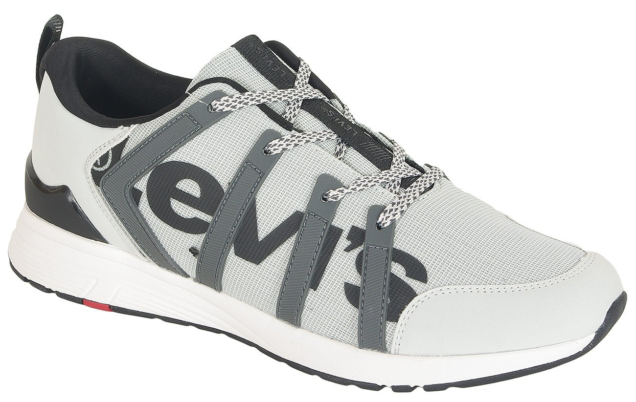 Levis BODIE sneakers light grey
