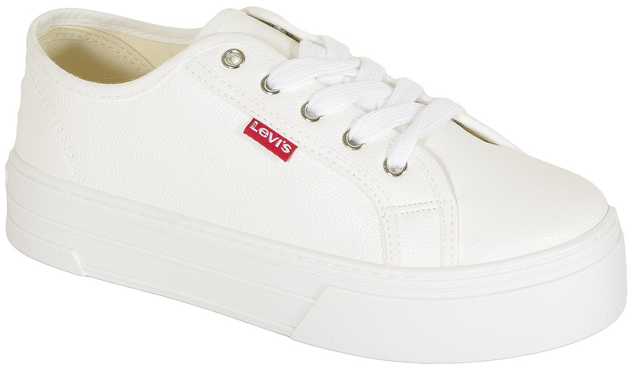 Levis TIJUANA sneakers regular white